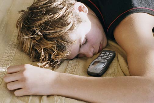 Teens and Sleep: How to Get Them to Get Enough
