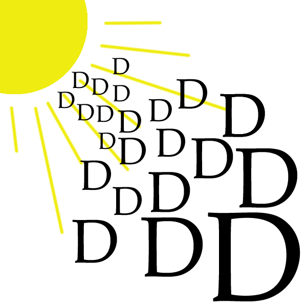 Vitamin D (Part 2): Where do we get it? (1/2)