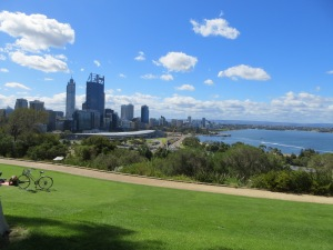 Perth, From King's Park